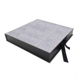 Caja Glam plata interior madera ref.CAJA370