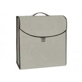 Bolso maleta en tejido Gijón ref.5140166