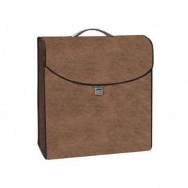 Bolso maletín en Semipiel ref.5140321