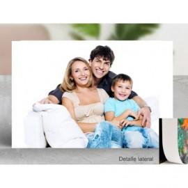 Foto en PVC 19mm rectangular