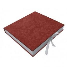 Caja álbum Arabés interior madera ref.CAJA132